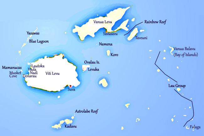 Fiji Guide – A Fiji Overview – Two At Sea on denarau fiji map, macuata province fiji map, labasa fiji map, suva fiji map, fiji airport map, koro fiji map, lautoka city fiji map, us and fiji on map, taveuni fiji map, ba fiji map, fiji road map, korolevu fiji map, milford sound, new zealand map, vanua levu fiji map, detailed fiji map, nabua fiji map, pacific harbour fiji map, rakiraki fiji map, sigatoka fiji map, fiji world map,