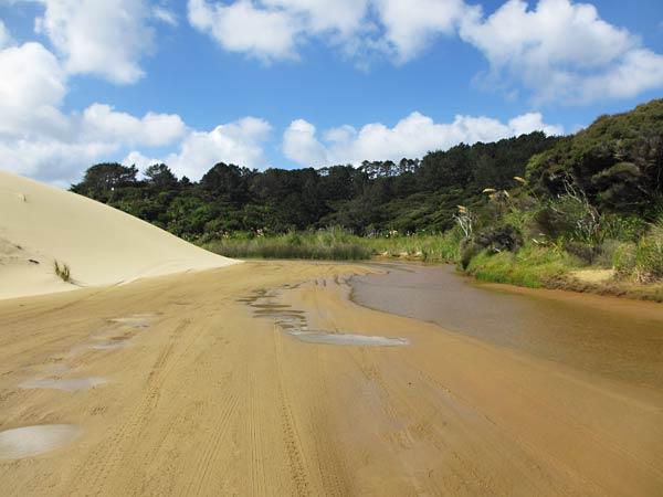 The Sand Stream