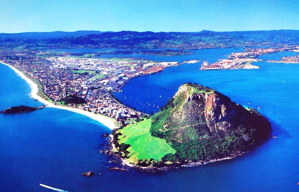 how to get to mount maunganui