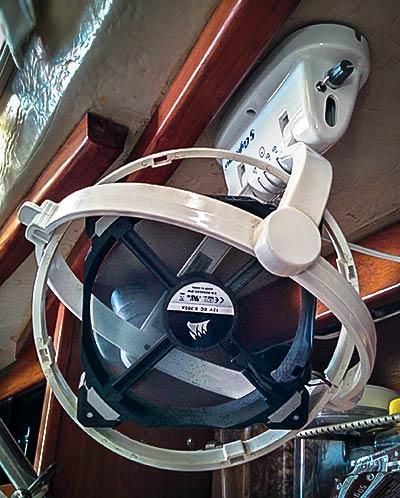 Caframo Fan Review Boo Two At Sea
